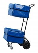Chariot distribution courrier extérieur - Charge maxi : 150 kg