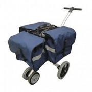Chariot distribution et collecte courrier - Force : 150 kg