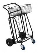 Chariot distribution publicité - Ensemble tubulaire diamètre 20 mm