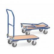 Chariot dossier rabattable - Capacité de charge : 100 kg
