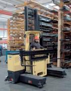 Chariot électrique 1000 Kg - MU-OP10  -  serie : MU-OP