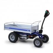Chariot électrique à timon - Transporteur à timon pour utilisation intérieur