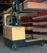 Chariot électrique latéral 3500 Kg - MQ35 - serie : 2125