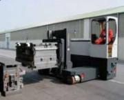 Chariot électrique latéral pour l'intérieur 4500 Kg - M45 - serie : 2130
