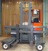 Chariot électrique multidirectionnel - Capacité : 3000 kg à 4800 kg