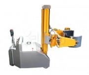 Chariot électrique pour fûts - Capacité (kg) : 500