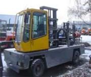 Chariot élévateu Baumann diesel - Hauteur de levage (m) : 4
