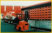 Chariot élévateur à embarquer pour camion - Capacité 1500 kg - 23,4 CV