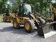 Chariot élévateur Caterpillar Diesel - Energie : diesel