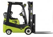 Chariot élévateur clark électrique - Capacité de charge 1500 2000 Kg