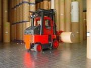 Chariot élévateur compact de manutention diesel - DKS-250