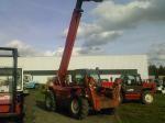 Chariot élévateur d'occasion 2 600 kg - Hauteur de levage (m) : 3.6