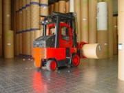 Chariot élévateur de manutention diesel 25000 kg