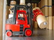 Chariot élévateur de manutention gaz 15000 kg