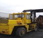 Chariot élévateur diesel HEGG - Hauteur de levage (m) : 5