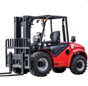 Chariot élévateur 2500kg - Hauteur de levée : 6 500 mm