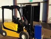 Chariot élévateur electrique d'occasion - Capacité : 2500 kg  - Alimentation : Electrique