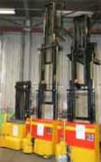 Chariot elevateur electrique occasion2200 Kg - Hauteur de levage (m) : 4.4