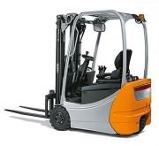 Chariot elevateur electrique occasion - Hauteur de levage (m) : 4.4