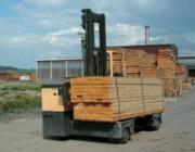 Chariot élévateur électrique pour intérieur et extérieur - M40 - serie : 2005