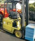 Chariot élévateur électrique pour locaux - Enérgie : électrique