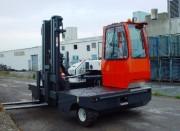 Chariot élévateur latéral thermique - Capacités en kg : 4000 - 4500 - 5000
