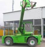 Chariot élévateur Merlo diesel - Hauteur de levage (m) : 13