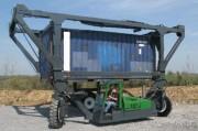 Chariot élévateur porte-conteneur - Capacité : 35000 kg