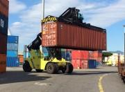 Chariot élévateur pour gros tonnage - Pour des activités portuaires et industrielles intenses