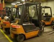 Chariot élévateur Still à Gaz 1800 kg - Hauteur de levage (m) : 3