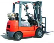 Chariot élévateur thermique - Système de propulsion : GPL ou Diesel