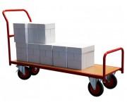 Chariot étroit à dossier fixe - Charge utile (Kg) : 250