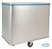 Chariot fond mobile - Alliage d'aluminium
