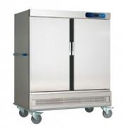 Chariot froid 2 portes - Dotation pair guides GN 2/1 : 10 - Distribution et exposition des repas