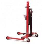 Chariot hydraulique pour fûts 300 Kg - Charge (kg) : 300