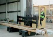 Chariot latéral 2500 Kg