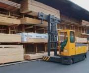 Chariot latéral 3000 à 7000 kg