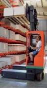 Chariot latéral électrique Multidirectionnel 3500 Kg