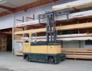 Chariot latéral électrique multidirectionnel à 2 roues motrices - M50 - serie : 2005