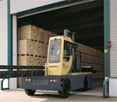 Chariot latéral LPG pour Interieur et Exterieur - S50G  -  serie : 3201