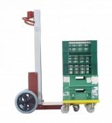 Chariot manipulateur électrique 200 Kg - Capacité par plateau : 70 à 200 kg