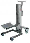 Chariot manipulateur ergonomique - Capacité :100 Kg