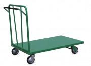 Chariot manuel à dossier fixe - Capacité de charge : 500 kg