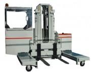 Chariot multidirectionnel électrique - Capacité : 2000 kg