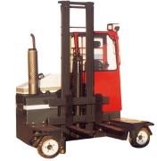 Chariot multidirectionnel thermique - Capacité nominale :  2500 Kg