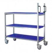 Chariot multifonction acier - Charge maximum 300 kg