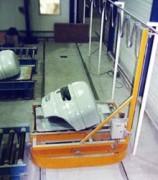 Chariot navette convoyeur à rouleaux - Navette convoyeur à rouleaux