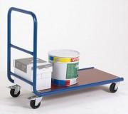 Chariot plateforme économique - Charge maxi plateau: 250 kg