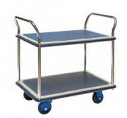 Chariot polyvalent à plateaux - Charge utile  : 300 Kg