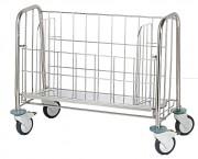 Chariot porte assiettes - Nombre d'assiettes : 200 - 400